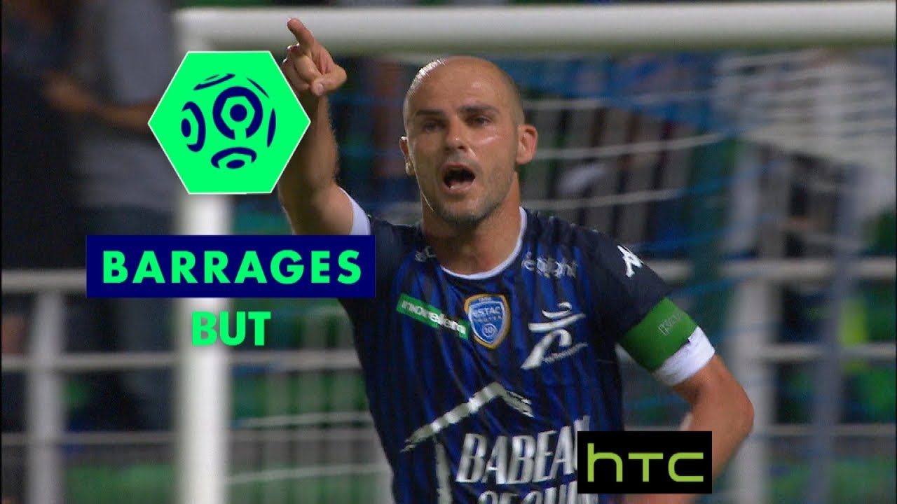 But benjamin nivet 91 39 estac troyes fc lorient for Lorient troyes barrage
