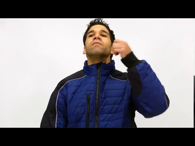 Product Video - RefrigiWear - 8120R - Frostline Jacket⠀