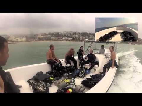 XDC-2 Holiday Beach Resort - Diving Lebanon 2012 (01)