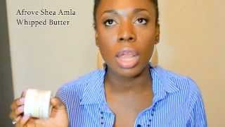 Natural Hair Current Styling Products- 4b4c Hair Type