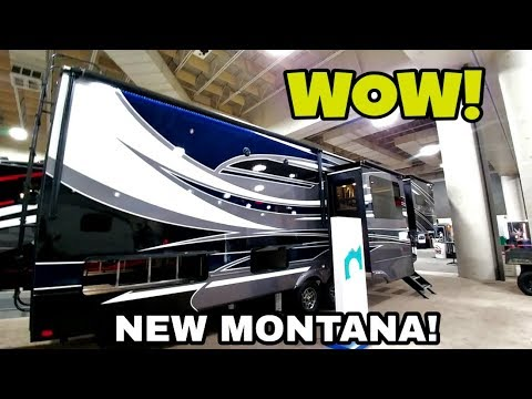 Check out this Fifth Wheel from Montana!