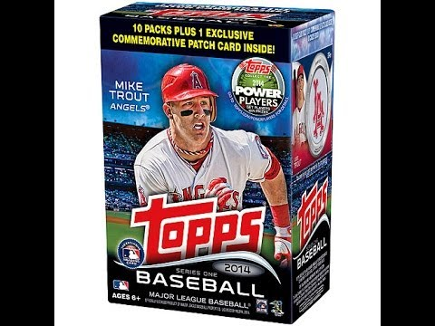 Ripping Retail 2014 Topps Baseball Cards