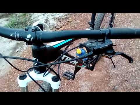 รีวิวจักรยานเสือภูเขา Trek Marin 7