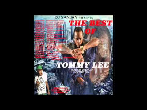 TOMMY LEE THE BEST MIXTAPE - March 2016