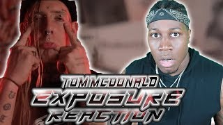 Tom MacDonald - Exposure Reaction (HE DISSED ALL THE RAPPERS)