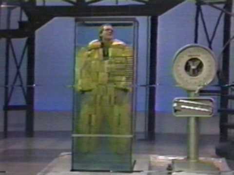 """David Letterman's """"Human Sponge Suit"""""""