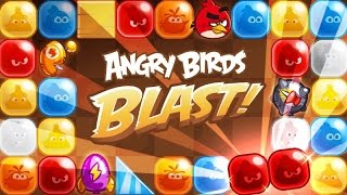 Angry Birds: Blast! first look Android gameplay