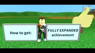 "How to get ""FULLY EXPANDED"" ACHIEVEMENT - Roblox Themeparktycoon2"