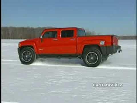 Hummer H3t Pickup Truck