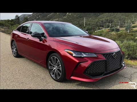 2019 Toyota Avalon Touring – Not Your Grandpa's Car Anymore