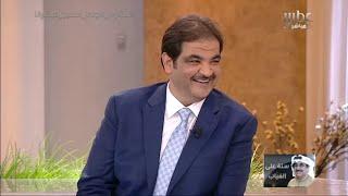بشار عبدالحسين عبدالرضا يتحدث عن شخصية والده في المنزل