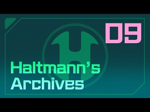Project AIRTH [FILE-09] - Haltmann's Archives