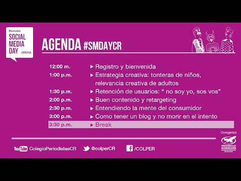 Social Media Day Costa Rica 2016