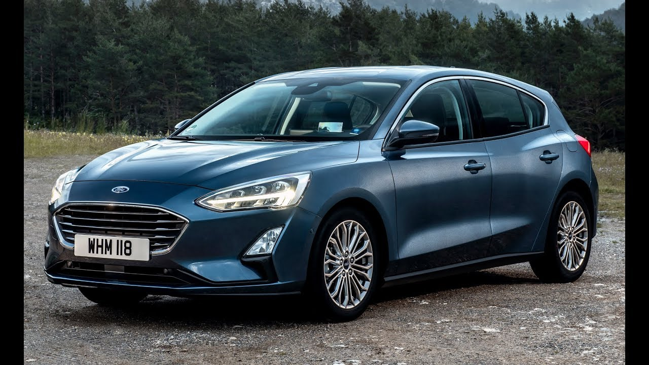 2019 Ford Focus Titanium Design Interior And Driving