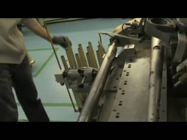 SELMER How saxophones are made?