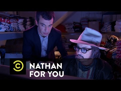 "Nathan For You - Exclusive - ""The Web"""