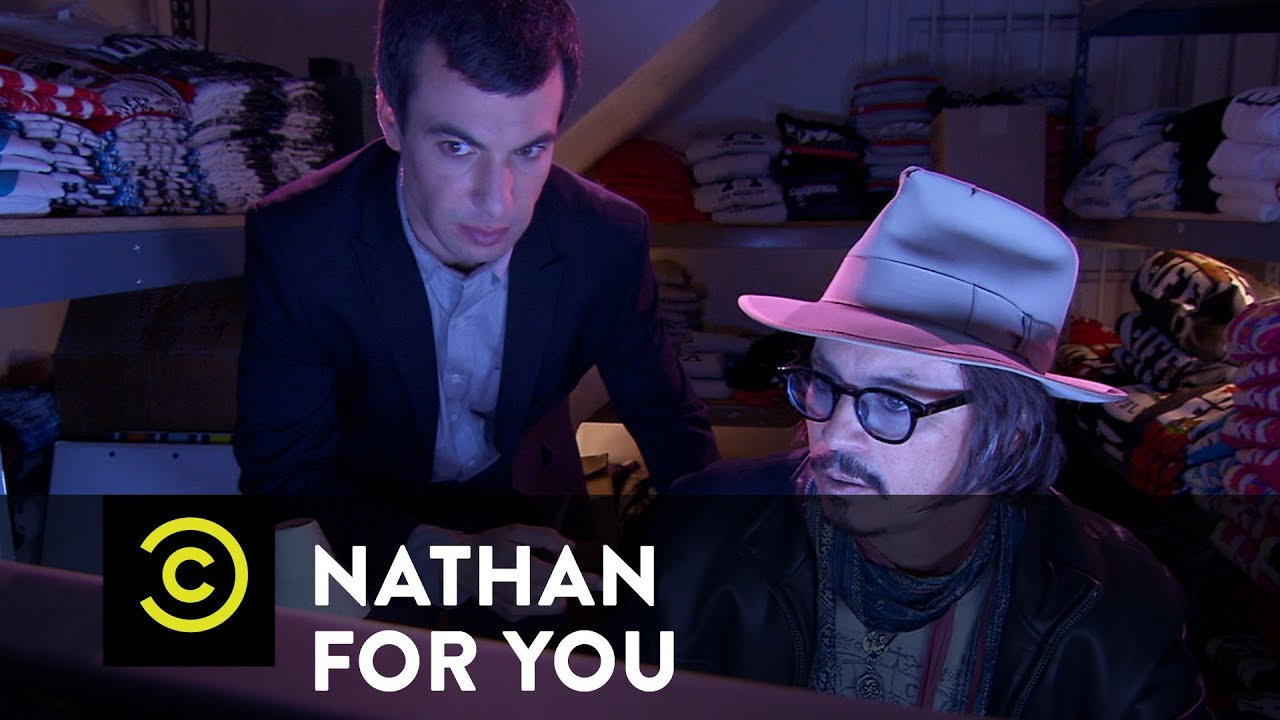 """Download Nathan For You - Exclusive - """"The Web"""""""