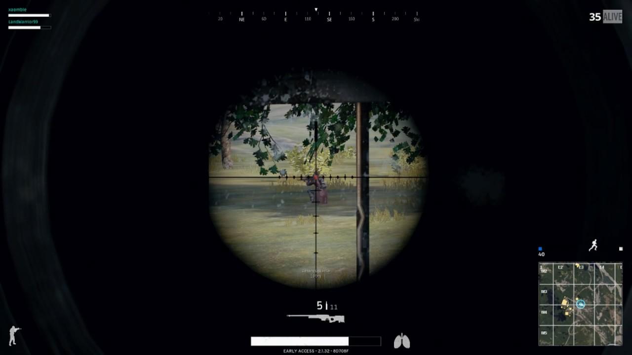 PUBG AWM Headshot Kill