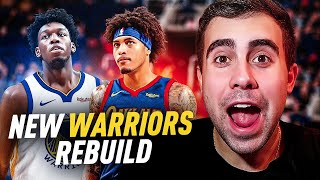 JAMES WISEMAN + KELLY OUBRE 😍 WARRIORS REBUILD! NBA 2K21 NEXT GEN!