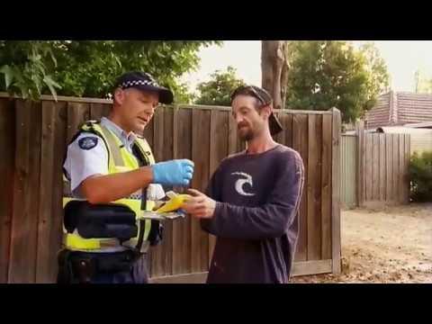 Aussie Highway Patrol - Preliminary Drug/Breath Tests Inaccurate