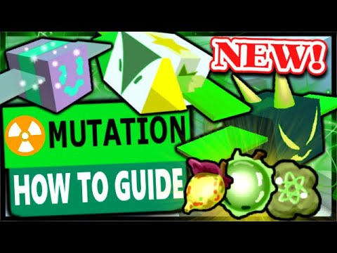 How To MUTATE Bees (All Ways) - The ULTIMATE Bee Mutation Guide!   Roblox Bee Swarm Simulator