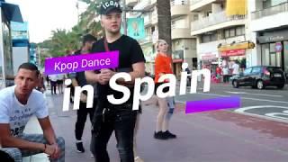 Kpop Dance in Public - Spain #2