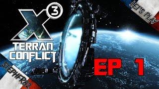 X3 Terran Conflict - Nouveaux Horizons - Mini Let