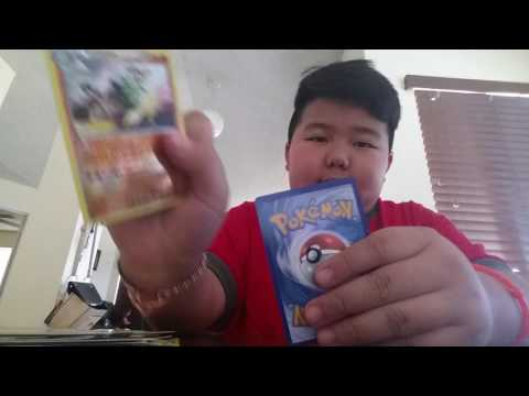 Opening Pokemon Packs From Toys R Us