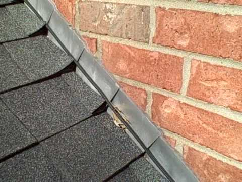 Nashville Home Inspector Missing Counter Flashing Youtube