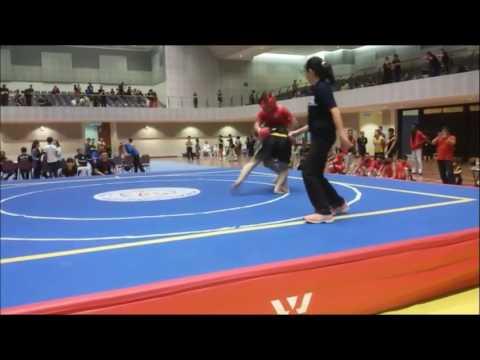 UTAR National Wushu Open Championship - 70KG Sanda - Lim Jia Hao