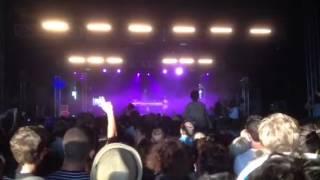 Azealia Banks - Grand Scam. Live @ Leeds Festival 2012