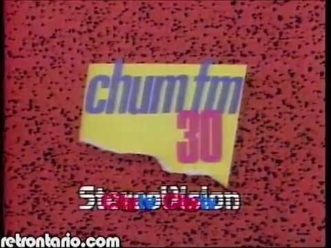 CHUM FM 30 [Gord James] (1986)