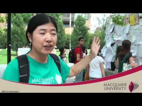 Macquarie University Orientation Week