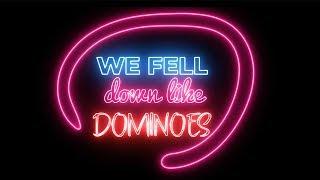 A.Z.I - Dominoes | Lyric Video