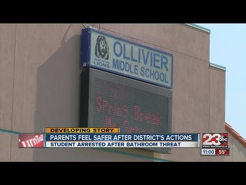 Greenfield School District acts on school threat