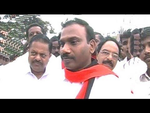 Will A Raja pass Nilgiris' 2G referendum? - YouTube