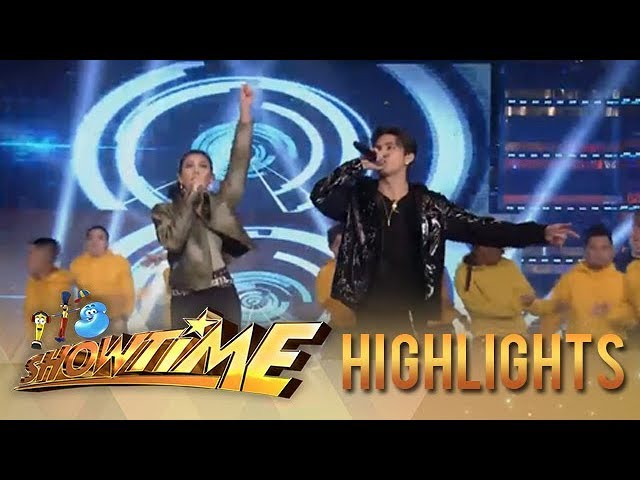 It's Showtime: Sarah Geronimo and James Reid's awesome concert treat on It's Showtime!