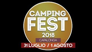 Camping Capalonga - Camping Fest 2018