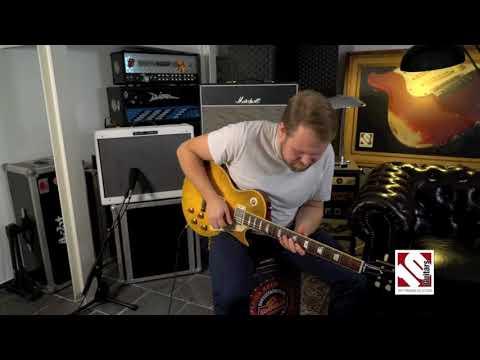 "Gibson Les Paul CC#13 1959 Gordon Kennedy ""The Spoonful Burst"" (2015)"
