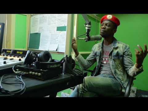 INTERVIEW YA BOBI WINE EYASEMBYEYO - WOLOKOSO