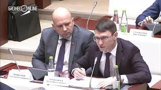 Депутат Госсовета РТ предложил министру экономики Абдулганиеву сложить с себя полномочия