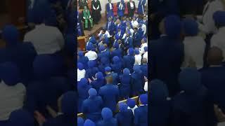 Queenstown Synod Wesley Guild- Hymn 244