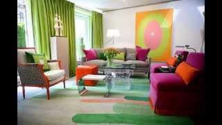 ковры в интерьере гостиной: 57 современных подходов к выбору