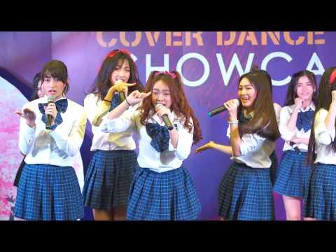 171119 [Mini Live#2] Sweat16! - Merenge no koi kokoro @ MBK Center Cover Dance 2017 (Semi)