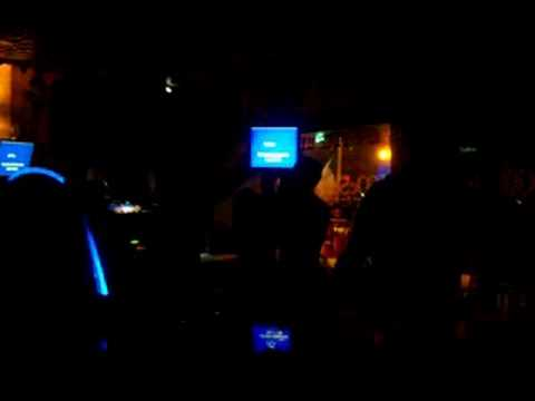 Karaoke at McSorely's-Flip singing The Cure