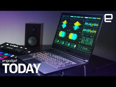 Intel's Core i9 processors are built for content creators | Engadget Today