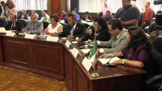 Resumen Sesión de Cabildo 06 de Junio 2014 Cd. Juárez, Chih.