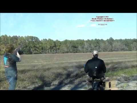 • Gun-Shooting Training Exercise in Rural Cook County, Georgia - Sunday 02/08/2015 © 2015.wmv