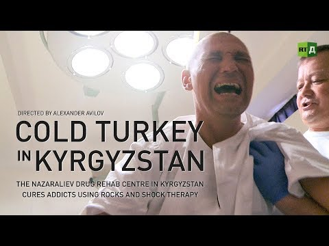 Cold turkey in Kyrgyzstan. Facing Inner Demons: Stories of recovering drug addicts