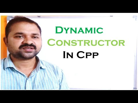 Dynamic Constructor in
